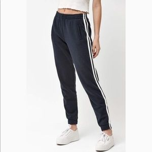 Navy Brandy Melville sweatpants